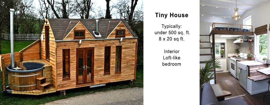 Tiny House Typical