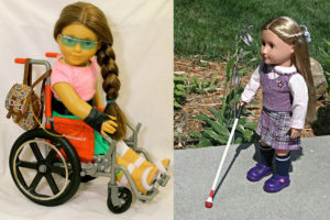 Disabled Dolls