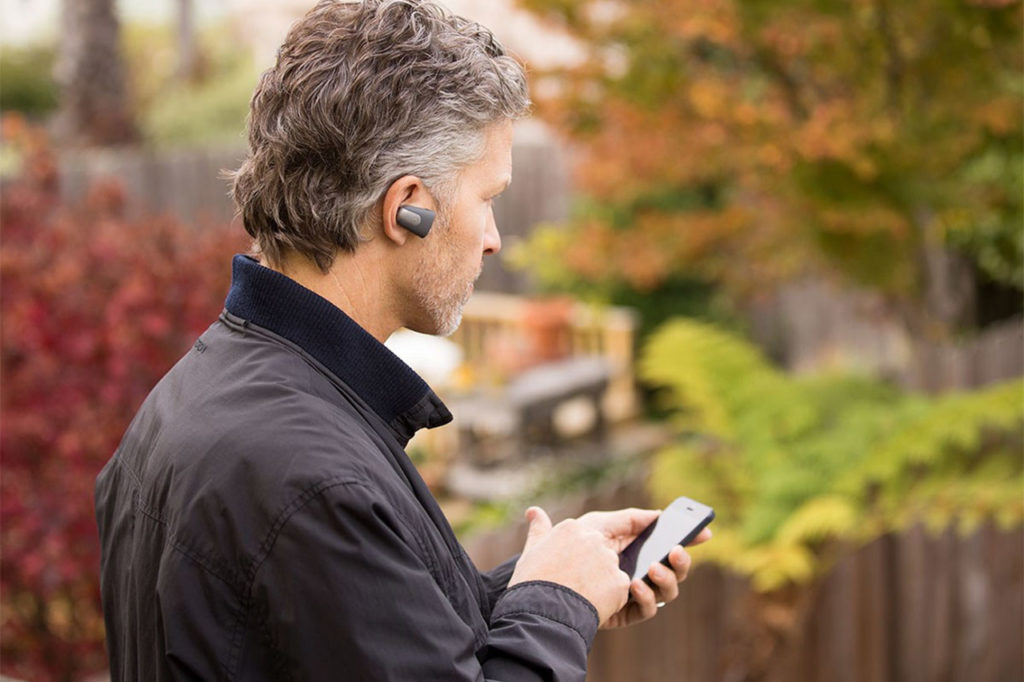 Sound Hawk Hearing Device