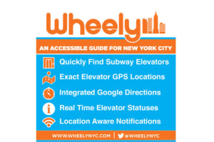 Wheely app access in New York