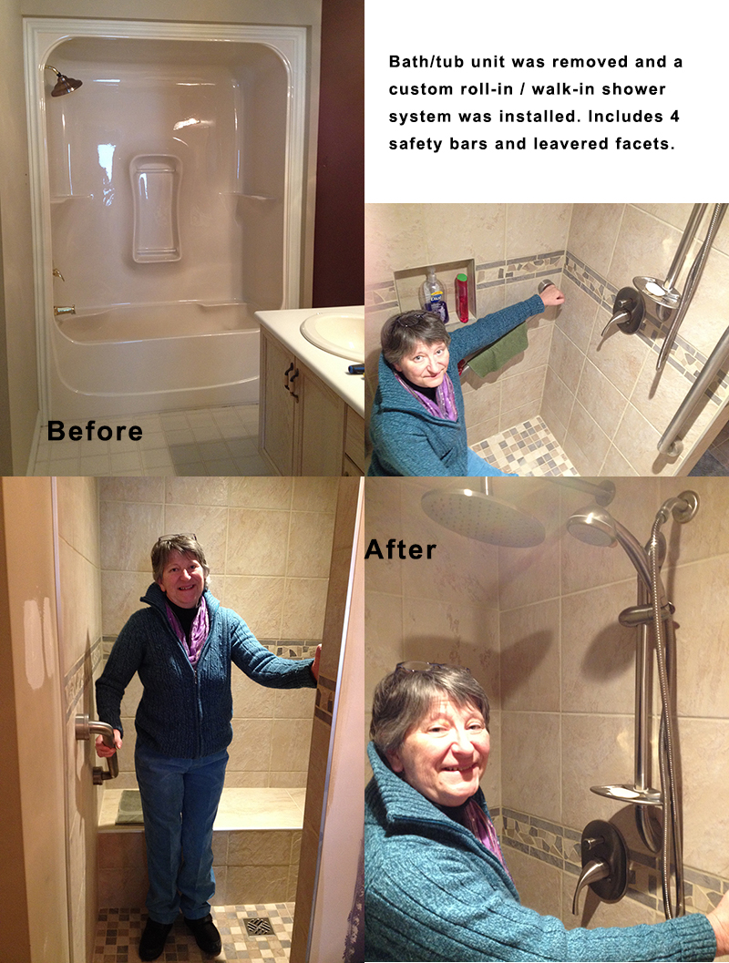 Access Bathroom Renovation