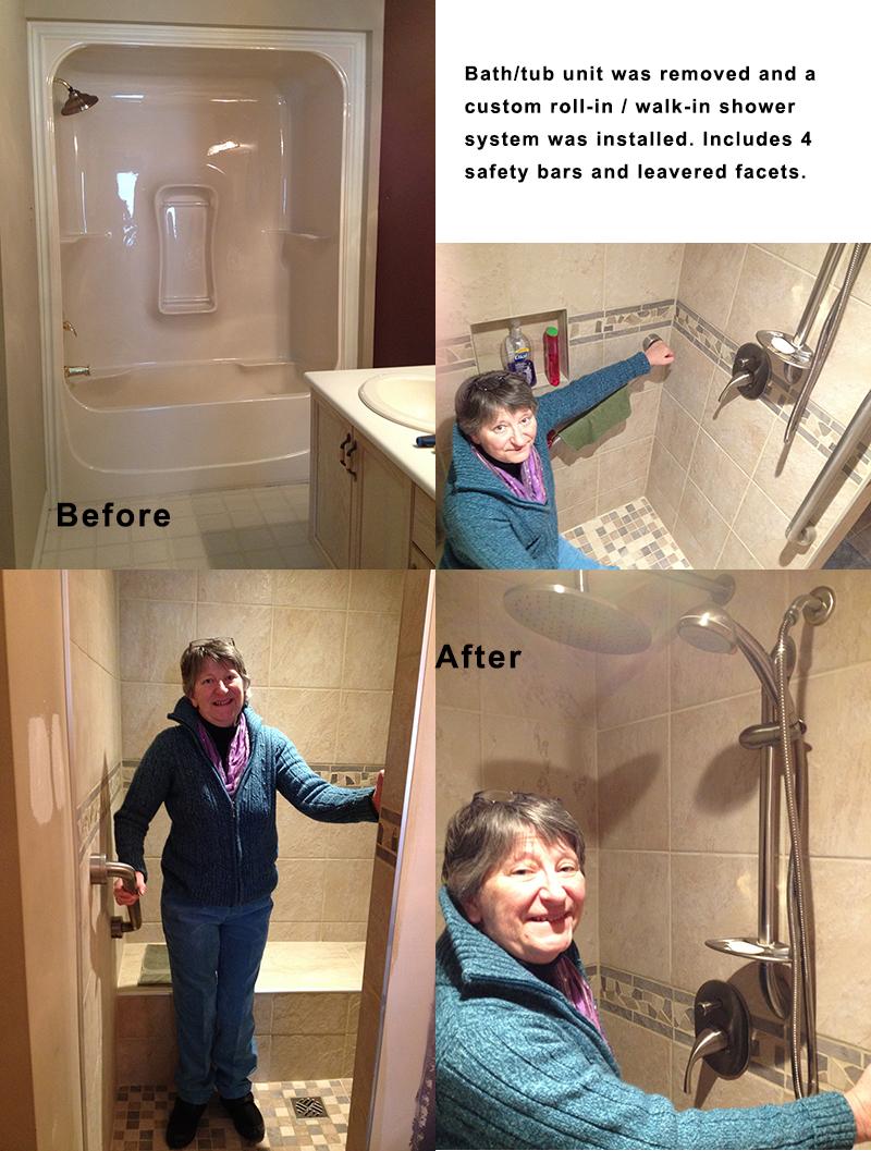 Access Bathroom Renovation