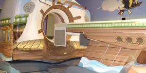 MRI ship