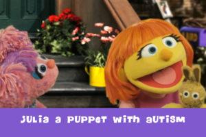 Autism Puppet