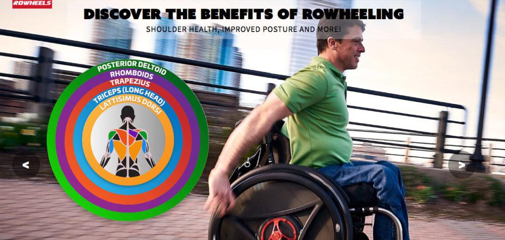 Rowheels - Reinventing The Wheel