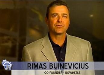 Rowheels Rimas Buinevicius