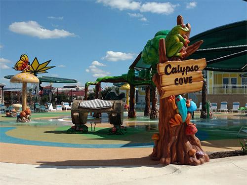 Inclusive Water Splash Park