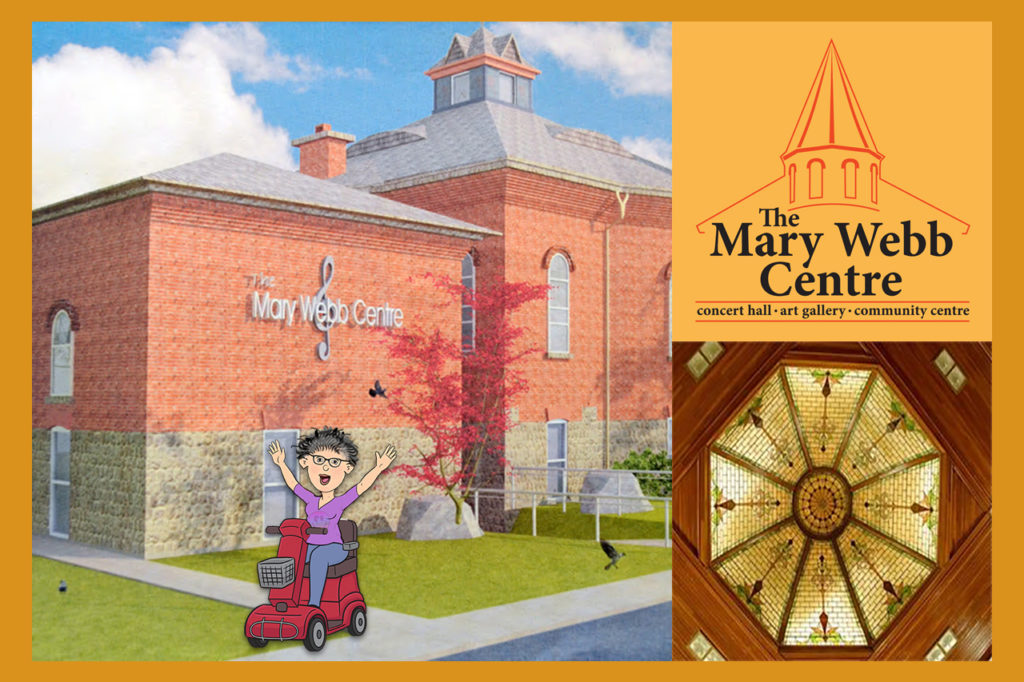 Accessibility Success Mary Web Centre Highgate ON