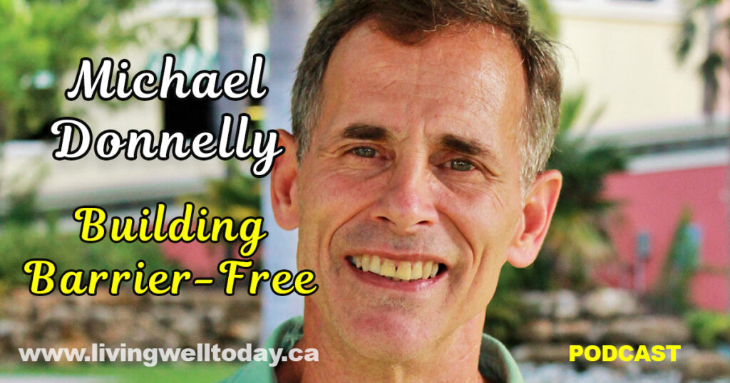 Barrier-Free with Michael Donnelly